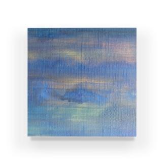 静寂 Acrylic Block