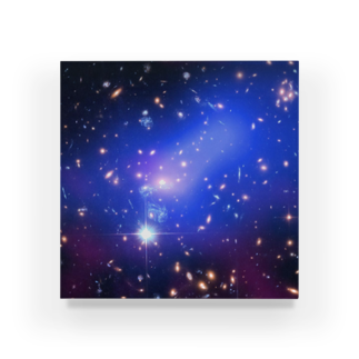 2step_by_Jrの宇宙の藻屑 Acrylic Block