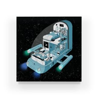 宇宙飛行機 Acrylic Block