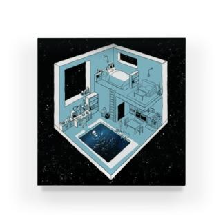 プールルーム Acrylic Block