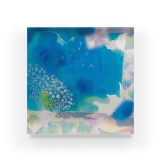 misumi Acrylic Block