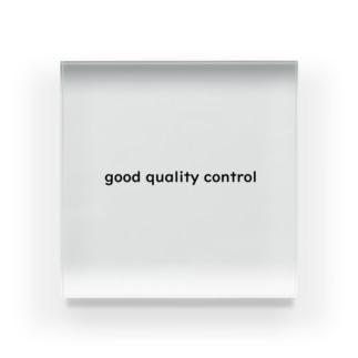 good quality Acrylic Block