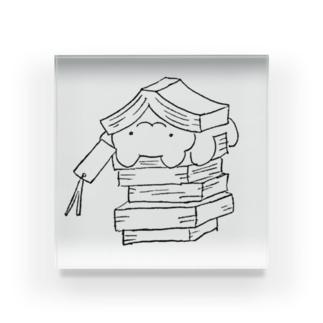栞ごっこ Acrylic Block