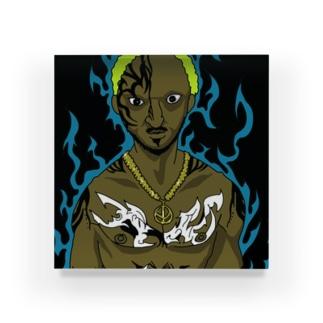 hiphopmaster Acrylic Block