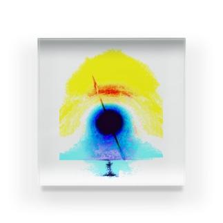 太陽の使い Acrylic Block