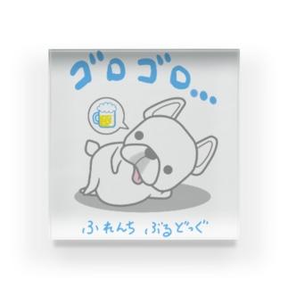 フレブルの休日 日本語バージョン Acrylic Block