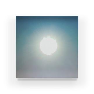太陽のブロック 1 Acrylic Block