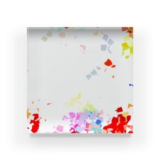 Shine Acrylic Block