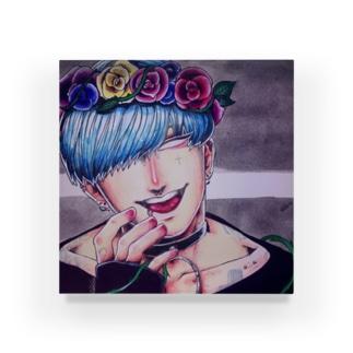 oh♡ Acrylic Block