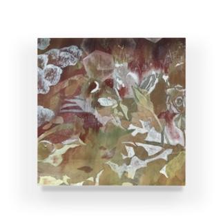 野口雅未の「憂愁」 Acrylic Block