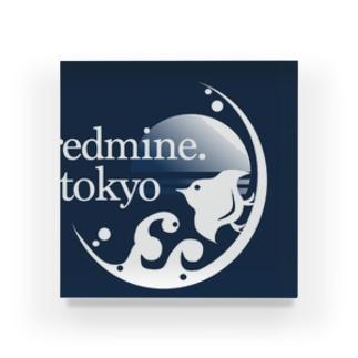 redmine-tokyo-藍染バージョン Acrylic Block
