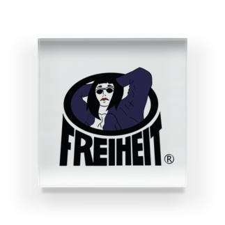 FreiheiT2019のFreiheiT2019 Acrylic Block