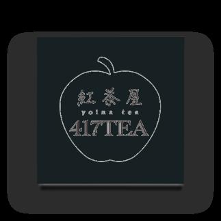 紅茶屋 417TEAの417TEA_White Acrylic Block