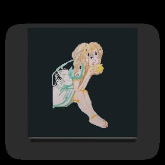 Yasuのmirai Acrylic Block