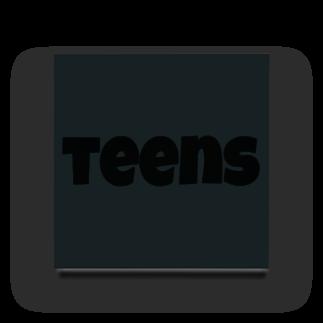 teensのteens Acrylic Block