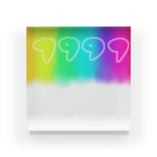1991 Acrylic Block