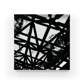 CLOUDY SKY Acrylic Block