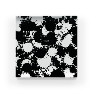 TALES SPLASH series Acrylic Block