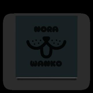 mojimojiのNORA_WANKO Acrylic Block