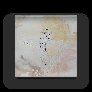 arinko115のヒメジョオン Acrylic Block