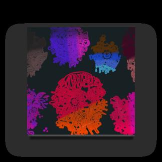 るまるの細密画 Acrylic Block