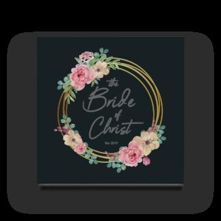 一羽のすずめのthe Bride of Christ Acrylic Block