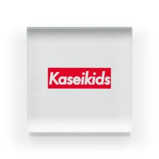 Kaseikids Acrylic Block