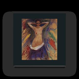 Art Baseのムンク / 1893 / The Hands / Edvard Munch Acrylic Block