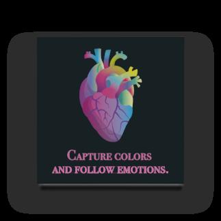 GEEZERの色を取り込み、感情に従え Acrylic Block