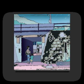 SaigetsuのMom Acrylic Block