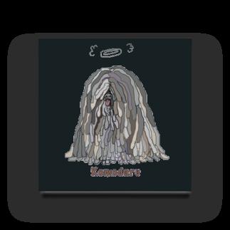 光平洋子の天使のかしこいプーリー犬 Acrylic Block
