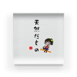 るりかちゃん(天然) Acrylic Block