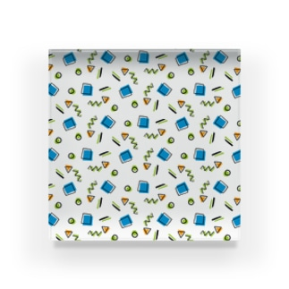 幾何学系 Acrylic Block