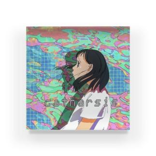 カタルシス Acrylic Block