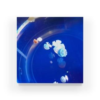 ゆらゆ らシリーズ(窓の外) Acrylic Block