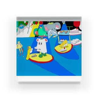 パーティー Acrylic Block