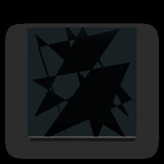 YURURIのプリズム Acrylic Block