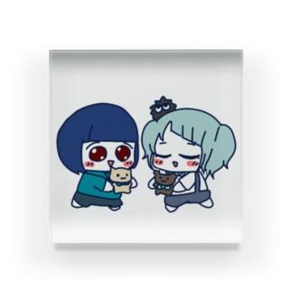 ショタ組 Acrylic Block