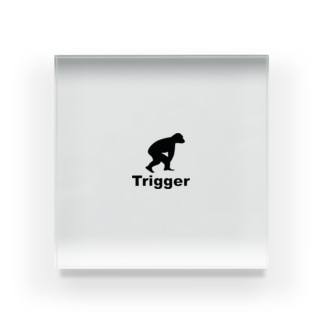 Trigger_Official Acrylic Block