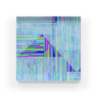 trissible type-1 Acrylic Block
