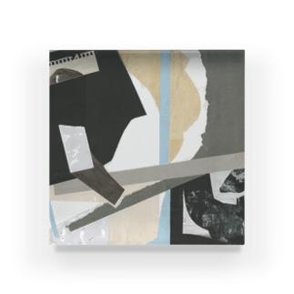 punkadada Design Acrylic Block