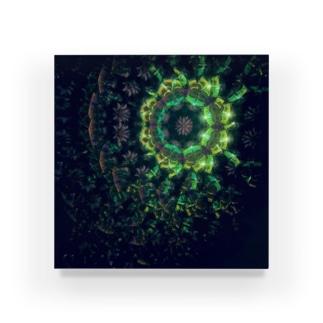 カレスコ/希望の木 Acrylic Block