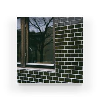 タイルの家 Acrylic Block