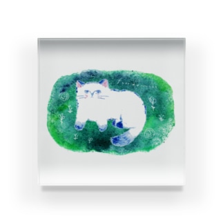 freedomcat Acrylic Block
