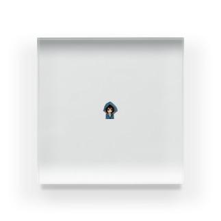 俺のアイコン Acrylic Block