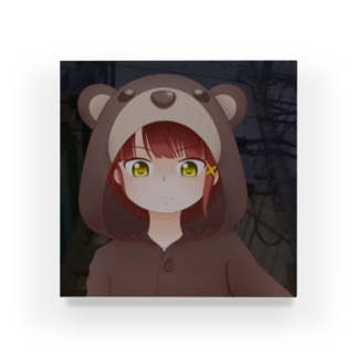 Serial experiments lain -クマさんパジャマ- Acrylic Block