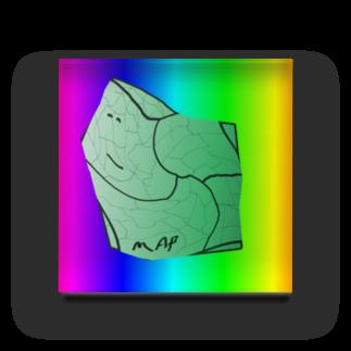 水草のMAPたん3 Acrylic Block