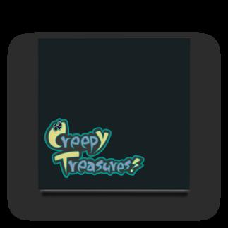 Creepy Treasures!のCreepy Treasures! Logo Acrylic Block