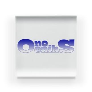 OneShineのOneShine Acrylic Block