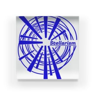 StellarismのS-25 Acrylic Block